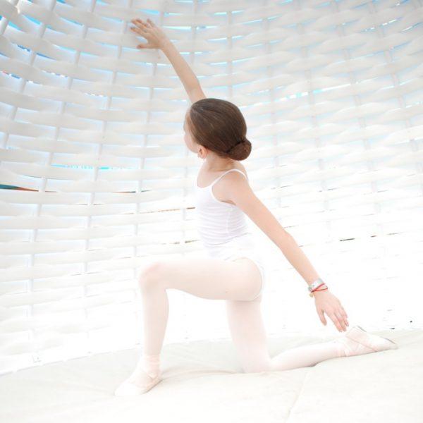 Zajęcia dodatkowe w Przedszkolu Kajtek - Balet